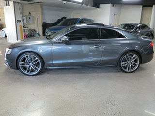 2016 Audi A5 8T MY16 S Line Plus S Tronic Quattro Grey 7 Speed Sports Automatic Dual Clutch Coupe