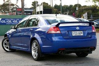 2007 Holden Commodore VE SV6 Blue 5 Speed Sports Automatic Sedan.