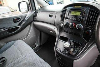 2011 Hyundai iLOAD TQ-V MY11 White 5 Speed Manual Van