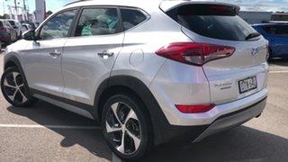 2017 Hyundai Tucson TLe MY17 Highlander D-CT AWD Silver 7 Speed Sports Automatic Dual Clutch Wagon.