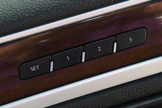 2017 Volkswagen Touareg 7P MY18 V6 TDI Tiptronic 4MOTION Silver 8 Speed Sports Automatic Wagon