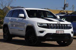 2015 Jeep Grand Cherokee WK MY15 Laredo White 8 Speed Sports Automatic Wagon.