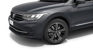 2021 Volkswagen Tiguan 5N 132TSI Life Dolphin Grey 7 Speed Semi Auto SUV