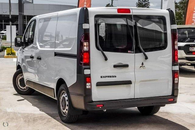 Demo Mitsubishi Express Liverpool, SN Express GLX SWB 2.0L TDsl 6Spd Auto Van