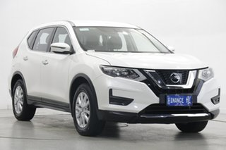 2020 Nissan X-Trail T32 Series III MY20 ST X-tronic 4WD White 7 Speed Constant Variable Wagon