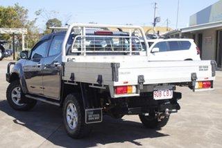2017 Isuzu D-MAX MY17 LS-M Crew Cab Grey 6 Speed Manual Utility.