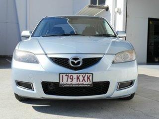 2008 Mazda 3 BK10F2 Neo Blue 4 Speed Sports Automatic Sedan.
