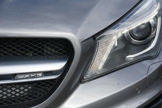 2014 Mercedes-Benz CLA-Class C117 CLA45 AMG SPEEDSHIFT DCT 4MATIC Grey 7 Speed