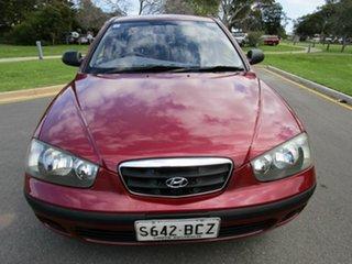 2003 Hyundai Elantra XD GL Maroon 5 Speed Manual Sedan