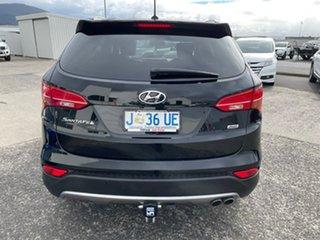 2013 Hyundai Santa Fe DM MY14 Highlander Black 6 Speed Sports Automatic Wagon