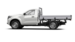 2021 Nissan Navara D23 MY21 SL 4x2 Solid White 7 Speed Sports Automatic Cab Chassis