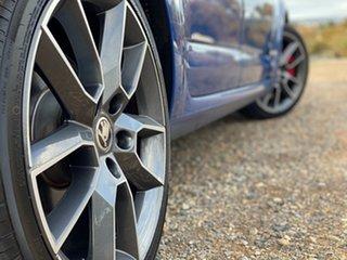 2017 Skoda Octavia NE MY18 RS DSG 169TSI Race Blue/charcoal 6 Speed Sports Automatic Dual Clutch