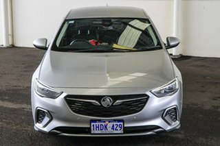 2019 Holden Commodore ZB MY19.5 RS Silver 9 Speed Automatic Liftback