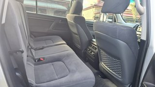 2013 Toyota Landcruiser VDJ200R MY13 GXL (4x4) Silver 6 Speed Automatic Wagon