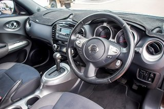 2016 Nissan Juke F15 Series 2 ST X-tronic 2WD Brown 1 Speed Constant Variable Hatchback