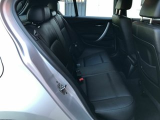 2010 BMW 120i E87 MY10 120i Silver 6 Speed Automatic Hatchback