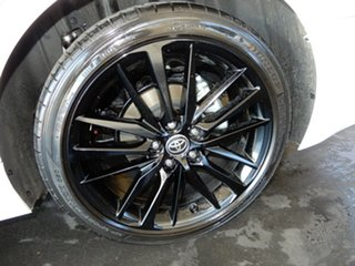 2021 Toyota Camry Axvh70R SX Hybrid White Continuous Variable Sedan.