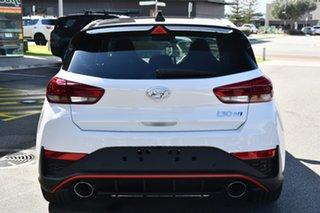 2021 Hyundai i30 Pde.v4 MY22 N D-CT Premium Polar White 8 Speed Automatic Hatchback