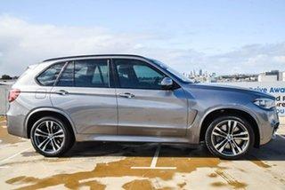 2017 BMW X5 F15 M50D Grey 8 Speed Sports Automatic Wagon.