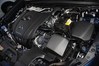 2021 Mazda CX-30 DM2W7A G20 SKYACTIV-Drive Evolve Deep Crystal Blue 6 Speed Automatic Wagon
