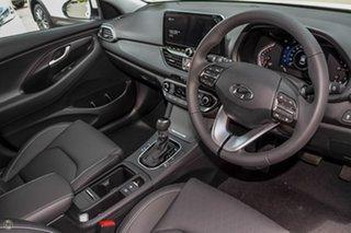2021 Hyundai i30 PD.V4 MY21 Elite White 6 Speed Sports Automatic Hatchback