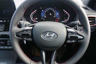 2020 Hyundai i30 PD.V4 MY21 N Line D-CT Premium Fiery Red 7 Speed Sports Automatic Dual Clutch