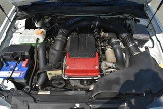 2012 Ford Falcon FG MK2 XR6T White 6 Speed Manual Utility