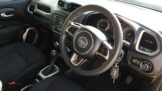 2015 Jeep Renegade BU Sport White 6 Speed Auto Dual Clutch Wagon