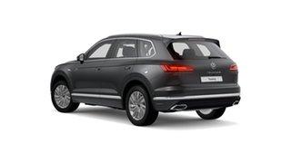 2021 Volkswagen Touareg CR 170TDI Silicon Grey Metallic 8 Speed Automatic SUV.
