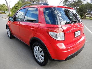 2013 Suzuki SX4 GYA MY13 Crossover Navigator Red 6 Speed Constant Variable Hatchback