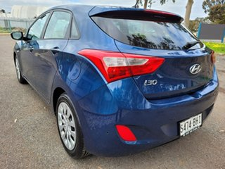 2015 Hyundai i30 GD3 Series II MY16 Active Blue 6 Speed Sports Automatic Hatchback
