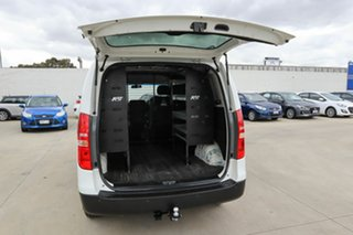 2011 Hyundai iLOAD TQ-V MY11 White 5 Speed Manual Van.