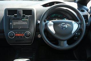 2016 Nissan Leaf ZE0 Blue 1 Speed Automatic Hatchback