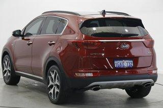 2017 Kia Sportage QL MY17 GT-Line AWD Red 6 Speed Sports Automatic Wagon.