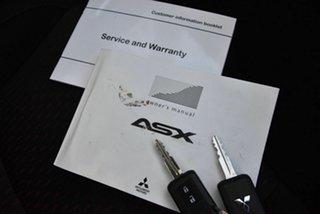2018 Mitsubishi ASX XC MY19 ES 2WD ADAS White 1 Speed Constant Variable Wagon