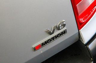 2019 Volkswagen Amarok 2H MY19 V6 TDI 550 Core Silver 8 Speed Automatic Dual Cab Utility