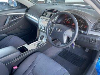 2006 Toyota Aurion GSV40R AT-X Blue 6 Speed Auto Sequential Sedan.
