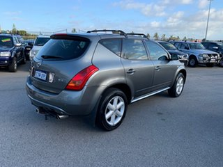 2007 Nissan Murano Z50 ST Grey Continuous Variable Wagon