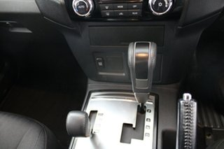 2017 Mitsubishi Pajero NX MY17 GLX Silver 5 Speed Sports Automatic Wagon