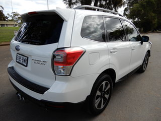 2018 Subaru Forester S4 MY18 2.5i-L CVT AWD Luxury White 6 Speed Constant Variable Wagon
