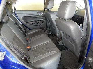 2013 Ford Fiesta WZ Sport Blue 5 Speed Manual Hatchback