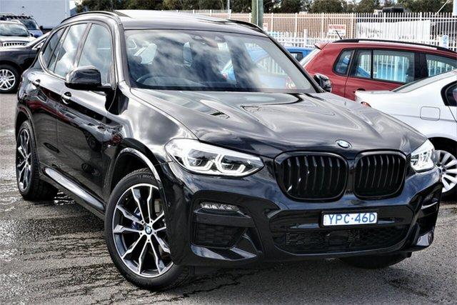 Used BMW X3 G01 xDrive30i Steptronic M Sport Phillip, 2020 BMW X3 G01 xDrive30i Steptronic M Sport Black 8 Speed Sports Automatic Wagon