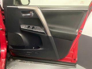 2014 Toyota RAV4 ALA49R MY14 GXL AWD Burgundy 6 Speed Sports Automatic Wagon
