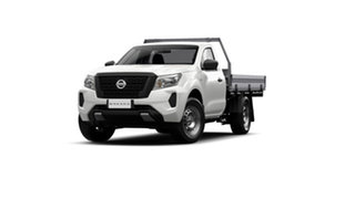 2021 Nissan Navara D23 MY21 SL 4x2 Solid White 7 Speed Sports Automatic Cab Chassis.