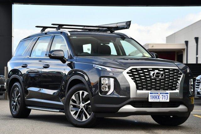New Hyundai Palisade LX2.V1 MY21 2WD Clarkson, 2021 Hyundai Palisade LX2.V1 MY21 2WD Steel Graphite 8 Speed Automatic Wagon