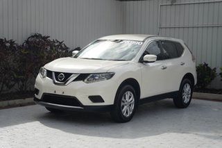 2016 Nissan X-Trail T32 ST X-tronic 4WD Pearl Black 7 Speed Constant Variable Wagon