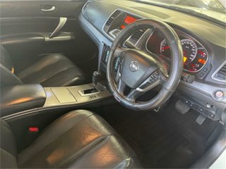 2010 Nissan Maxima J32 250 ST-L White Continuous Variable Sedan.