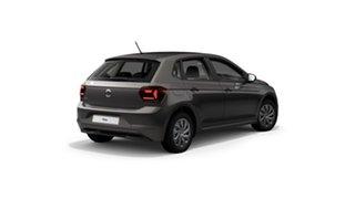 2021 Volkswagen Polo AW Comfortline Limestone Grey 7 Speed Semi Auto Hatchback