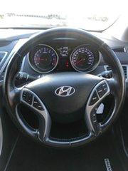 2014 Hyundai Elantra MD3 SE Sleek Silver 6 Speed Sports Automatic Sedan