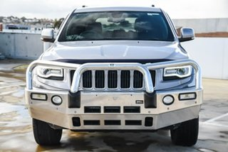 2016 Jeep Grand Cherokee WK MY15 Limited Silver, Chrome 8 Speed Sports Automatic Wagon